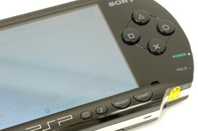 SONY PSP(プレイステーション・ポータブル)