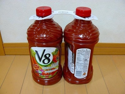 キャンベル V8 トマトミックスジュース(野菜ジュース)