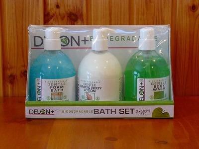 DELON+ BATH SET バスセット