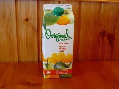 (名無し)さん[7]が投稿したゴールデンサークル アップルマンゴジュースの写真