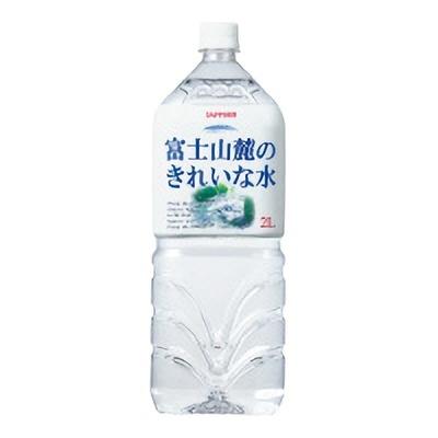 (名無し)さん[1]が投稿したポッカサッポロ 富士山麓のきれいな水 2L×6本の写真