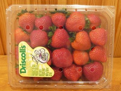 (名無し)さん[1]が投稿したイチゴ アメリカ産の写真