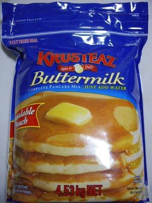 (名無し)さん[72]が投稿したContinentalMills バターミルク パンケーキ ミックスの写真