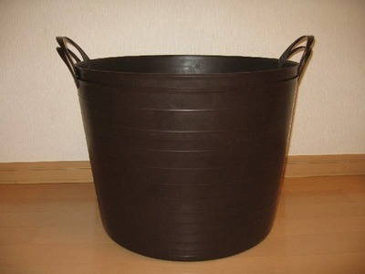 Keter Frexi Tub 43L×2 chocolate