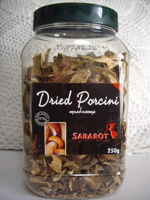 (名無し)さん[1]が投稿したサバロット ドライポルチーニ(Dried Porcini mushrooms)の写真
