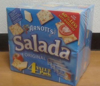 ARNOTT'S アーノッツ サラダオリジナル バリューパック
