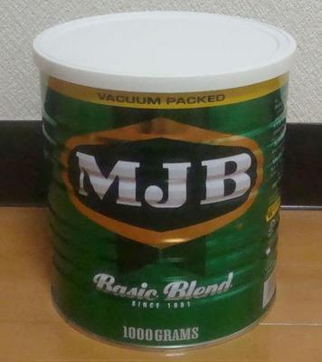 MJB コーヒーベーシックブレンド