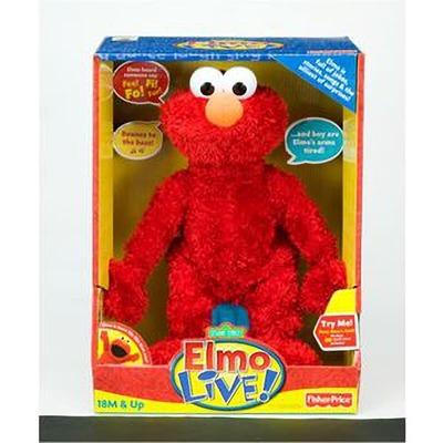 SESAME STREET Elmo Live セサミストリート エルモ ライブ