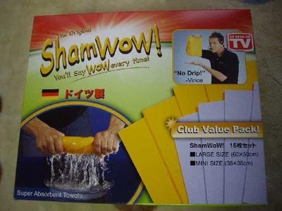 ShamWoW!(シャムワウ) 16枚セット
