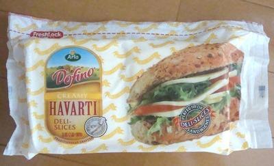 (名無し)さん[1]が投稿したArla Dofino(ドフィーノ) クリーミィハバティ デリスライス チーズの写真