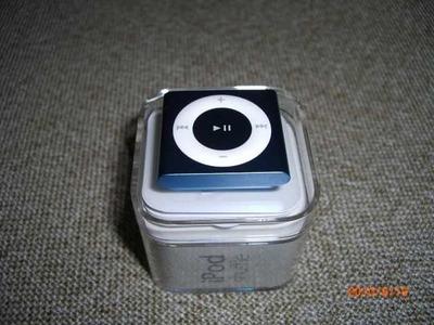 apple iPod shuffle (4th)