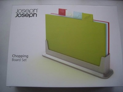 (名無し)さん[11]が投稿したジョセフジョセフ(Joseph Joseph) インデックスまな板の写真