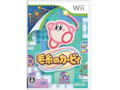 NINTENDO(任天堂) Wii 毛糸のカービィ