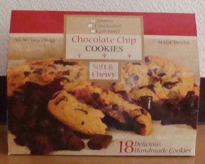 Chewy チョコレートチップクッキー