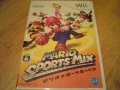 NINTENDO(任天堂) Wii マリオスポーツミックス
