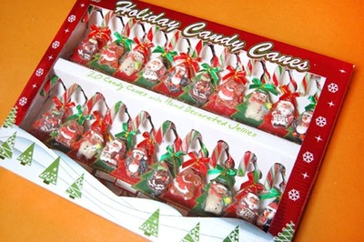 20 HOLIDAY CANDY CANES