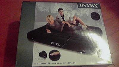 INTEX コンフォートトップベット クイーンサイズ