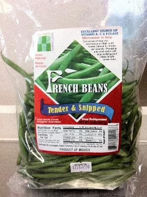 (名無し)さん[1]が投稿したFrench Beans さやいんげん (フレッシュビーンズ)の写真
