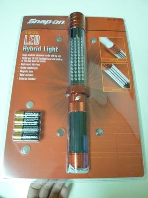 SNAP-ON(スナップオン) LED ハイブリッドライト