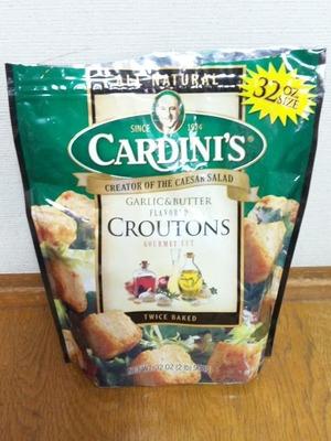 バタ子さん[36]が投稿したCARDINI'S カルディニ ガーリックバター クルトンの写真