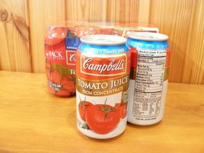 (名無し)さん[2]が投稿したキャンベル トマトジュースの写真