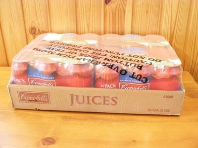 キャンベル トマトジュース