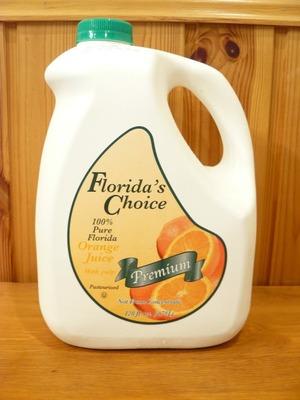 オーリツ フロリダチョイス オレンジジュース 果汁100%