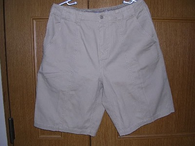 カークランド Cotton Twill Comfort Waist Short