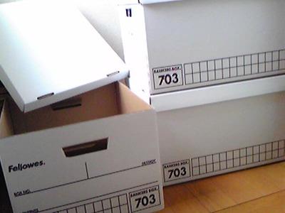 フェローズ 703バンカーズBox A4ファイル用 黒 3枚パック