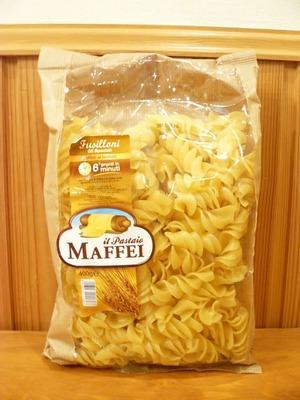 (名無し)さん[2]が投稿したMAFFEI in Pastaio フジローニ Fusilloni (半生タイプパスタ)の写真