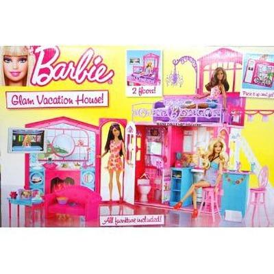 バービー グラムバケーションハウス Barbie Glam Vacaction House