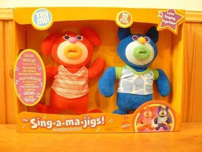 シンガマジック Sing a majigs!