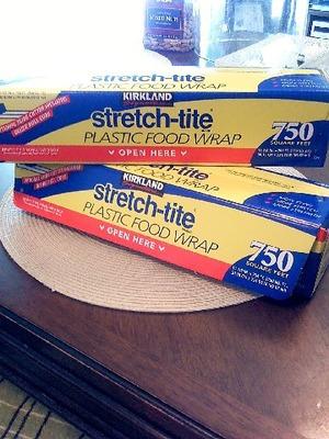 カークランド stretch-tite プラスチック フード ラップ 30.16cm×231.03m×2個