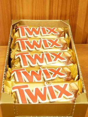 (名無し)さん[2]が投稿したTwix ツイックス チョコレートバーの写真