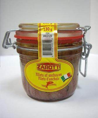 ZAROTTI アンチョビフィレ油漬