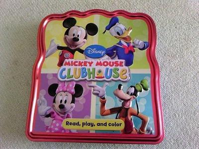 DISNEY ACTVITY ミッキーマウス クラブハウス