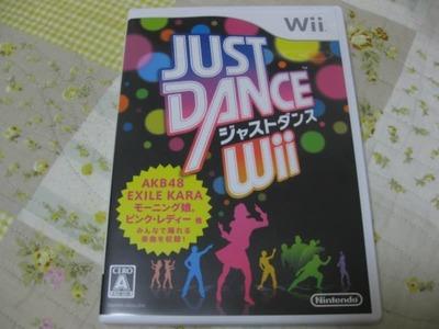 NINTENDO(任天堂) Wii JUST DANCE Wii (ジャストダンス ウィー)