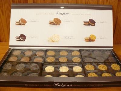(名無し)さん[2]が投稿したDecorated&Filled ベルジアン プレミアム チョコレートの写真
