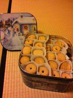 ケルセン バタークッキー