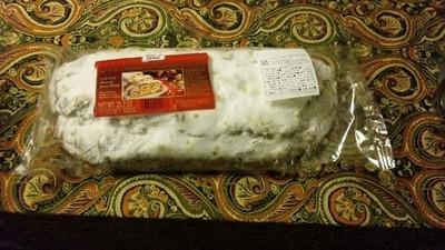 NOBUさん[1]が投稿したOebel オーベル マジパン クリスマス・バターシュトーレンの写真