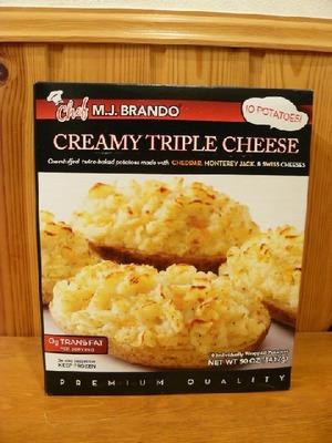 Chef M.J.BRANDO クリーミートリプルチーズ ベイクドポテト