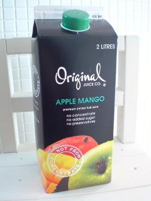 (名無し)さん[18]が投稿したゴールデンサークル アップルマンゴジュースの写真