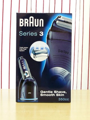 BRAUN ブラウン シリーズ3 350cc-f