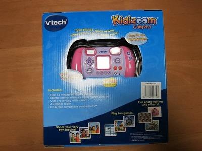 (名無し)さん[5]が投稿したvtech キディズームデジカメ Kidizoom camera (キッズ用デジカメ)の写真