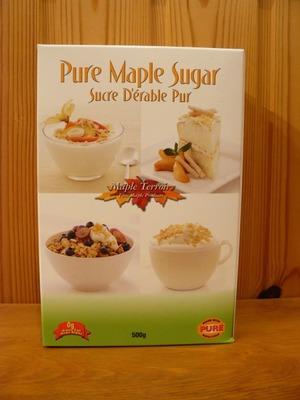 Maple Terroir ピュア メープル シュガー