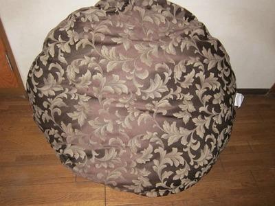 (名無し)さん[3]が投稿したカークランド 丸型ペット用ベット Round Pet Bedの写真