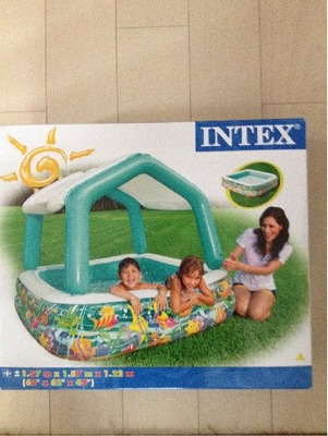 toto1211さん[7]が投稿したINTEX サンシェイドプレイプールの写真