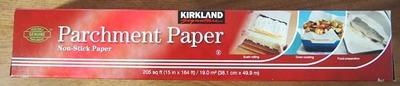 (名無し)さん[1]が投稿したカークランド オーブンペーパー(パーチメントペーパー)の写真