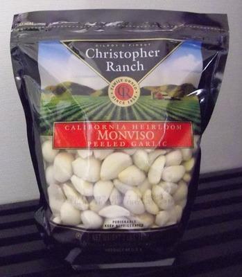 (名無し)さん[1]が投稿したChristopher Ranch クリストファー ランチ むきにんにくの写真