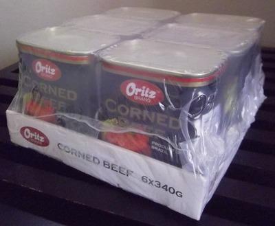 Oritz(オーリツ) コンビーフ